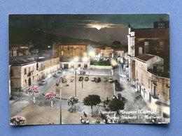 Cartolina Pignataro Maggiore - Piazza Umberto I - 1963 - Caserta