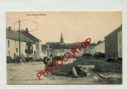 MEIX DEVANT VIRTON-Periode Guerre 14-18-1WK-BELGIEN-Feldpost-Cachet FLORENVILLE - Virton