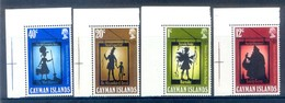 K150- Cayman Islands 1970. The 100th Death Anniversary Of Charles Dickens. - Chile