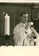 Jozef Van Hecke 1967 / Priester Gent Eeklo - Faire-part
