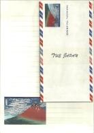 Japan Air Mail / Enveloppes + Papier Dans Sachet Original / Format 25 X 17.5 Cm - Autres Collections