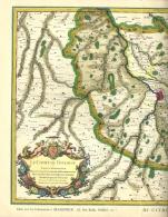 Comté De Toulouse / Ed. Laboratoires Marinier / 36 X 27 Cm Plié - Geographical Maps