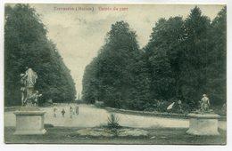 CPA - Carte Postale - Belgique - Tervuren - Entrée Du Parc - 1908  ( SV5394 ) - Tervuren