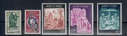 ANDORRA FR. -  1967 - ALCUNI VALORI  DEL PERIODO - MNH** - French Andorra