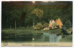 CPA - Carte Postale - Belgique - Tervuren - Tervueren - Maisons Espagnoles Dans Le Parc - 1925 ( SV5396) - Tervuren