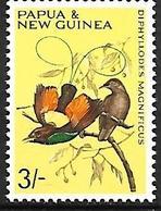 Papua New Guinea 1965 - MNH - Magnificent Bird-of-paradise (Diphyllodes Magnificus) - Passereaux