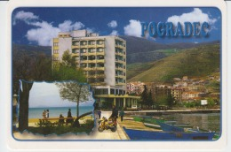 Pogradec Uncirculated Postcard (ask For Verso / Demander Le Verso) - Albanië