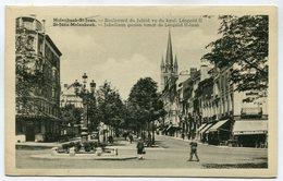 CPA - Carte Postale - Belgique - Molenbeek-Saint-Jean - Boulevard Du Jubilé ( SV5400) - St-Jans-Molenbeek - Molenbeek-St-Jean