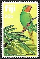 Fiji 1983 - MNH - Red-throated Lorikeet (Charmosyna Amabilis) - Flamingo