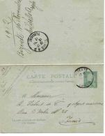 Tunisie Tunisia Entier CPRP Bizerte Tunis 1912 Lettre Stationary Ganzsache Beleg Carta Entero Cover - Tunisia (1888-1955)
