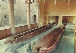 Ferrara - Spina Museum - The Pirogues   Italy.  B-3173 - Museum