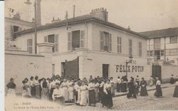 "75 ( 19eme "" Sortie De L Usine FELIX POTIN ""  ) - Arrondissement: 19"
