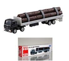 Isuzu Giga Wood Transporter ( Tomica Long Type ) - Collectors & Unusuals - All Brands