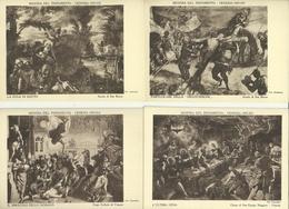 Lot 32 Cp Mostra Del Tintoretto - VENEZIA 1937 (Exposition Du Tintoret, Toutes Neuves Excellent état) - Paintings