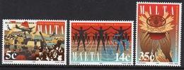 Malta 1995 Set Of Stamps To Celebrate Anniversaries. - Malta