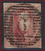 Medaillon 40 Cent Met Stempel P9 Van AUDENARDE / OUDENAARDE In Goede Staat Met 4 Randen (zie Ook Scan) ! Inzet 10 Euro - 1849-1865 Medallions (Other)