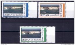 Sudan 2010 MNH Set - MEROWE DAM COMPLETION - Sudan (1954-...)