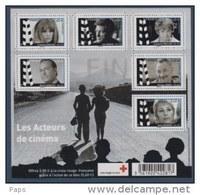 2012-N°F4690**(4690/4695) GRANDS NOMS DU CINEMA - Unused Stamps