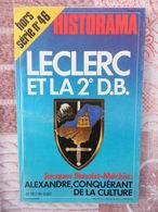 HISTORAMA HORS SERIE N°46 DE 1980 LECLERC ET LA DEUXIEME DB - Histoire
