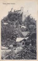 AK Salzburg -  Festung Hohen-Salzburg 1909 (36447) - Salzburg Stadt