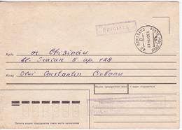 1994 , Moldova   Moldavie   Moldau ,Postal History ,  Used   Cover - Moldova