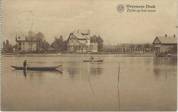 Overmere-Donk  -   Zicht Op Het Meer.   -   1932   Naar   Léau. - Berlare