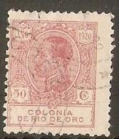 Rio De Oro Ed.nr. 126 - Rio De Oro