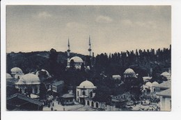 CPA TURQUIE KONSTANTINOPEL Eyoub - Turquie
