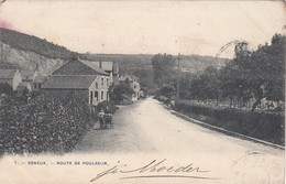 Esneux - Route De Poulseur - Eupen