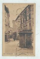 Caussade (82) : La Taverne Avenue De La République Prise Du Calvaire Env 1930 (animé) PF. - Caussade