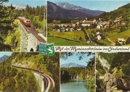 Österreich / Mariazellerbahn - Eisenbahnen