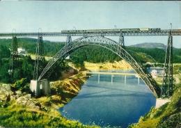 France Cantal / Viaduc De Garabit / Eiffel - Eisenbahnen