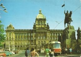 Czechoslovakia Praha / Tram - Strassenbahnen