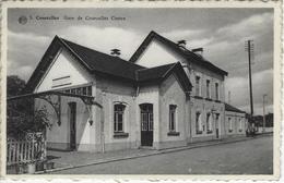 Courcelles    Gare De Courcelles Centre - Courcelles