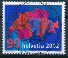 1059 / 1801 Mit ET-Vollstempel & Gummi - Oblitérés