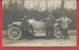 D 60 CPA  ABBEVILLE Militaria Militaire  Gros Plan Juin 1914 N05 - Abbeville