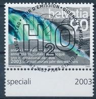 1081 / 1830 Mit ET-Vollstempel & Gummi - Oblitérés