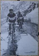CARTE CYCLISME CHARLY GAUL L'ANGELO DELLA MONTAGNA - Cyclisme