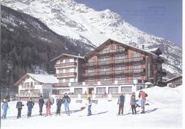 Sas Grund  Sporthotel   -  AK-70947 - VS Valais