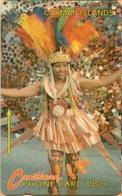 Cayman Island - CAY-8A, GPT, 8CCIA, Carnival Woman, 10$, 30,000ex, 1994, Used - Cayman Islands