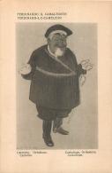 LOUIS RAEMAEKERS PROPAGANDE SATIRIQUE GUERRE 14/18  FERDINAND LE CAMELEON CATHOLIQUE ORTHODOXE - Andere Illustrators
