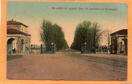 Caravaggio 1917 Postcard Mailed - Autres Villes