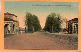 Caravaggio 1917 Postcard Mailed - Italia