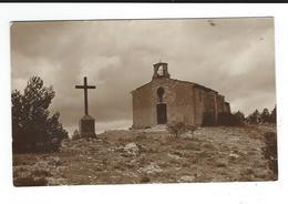 Carte Photo Amiel Bouc 13 Vieille Fontaine TBE  2 Scan  Coin Droit Tampon Du Photographe - Autres Communes