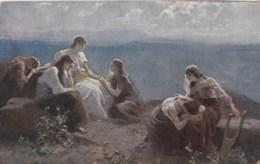 AM62 Art Postcard - Die Heilige Schrift - Paintings