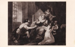 AM62 Art Postcard - The Earl Of Essex First Interview With Queen Elizabeth By Richard Westall - Paintings