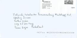 Espana Spain 2017 Rojales Meter CORREOS Label EMA Cover - 1931-Tegenwoordig: 2de Rep. - ...Juan Carlos I