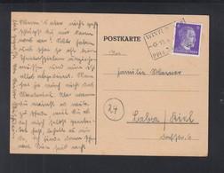 Dt. Reich PK Kastenstempel 1944 - Deutschland