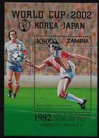 ZAMBIE BF 96 * *  ( Cote 11e )   Cup 2002  Football Soccer Fussball Robson - Coupe Du Monde