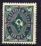 Deutsches Reich, 1922, Mi 209 Y * [090918I] - Ungebraucht